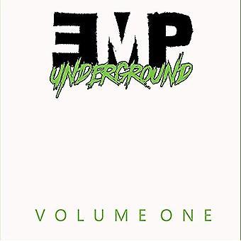 Various Artist - Emp Underground 1 [CD] USA import