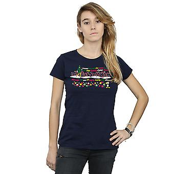 Elf Women's Candy Cane Forest T-Shirt