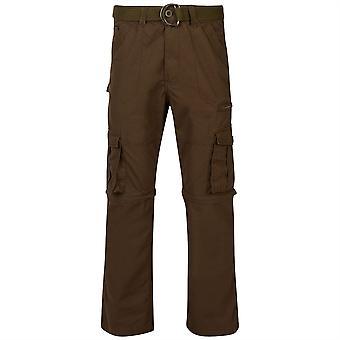 Kam Zip-Off Cargo Combat Trousers