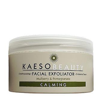 Kaeso Beauty Calming Facial Exfoliator Mulberry & Pomegranate 245ml