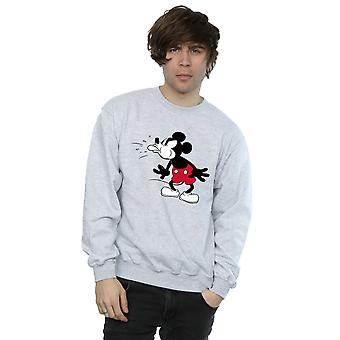 Disney mannen Mickey Mouse tong Sweatshirt