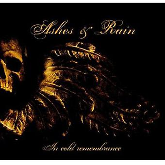 Ashes & Rain - In Cold Remembrance [CD] USA import
