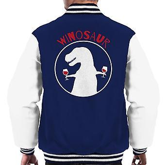 Winosaur miesten yliopistojoukkue takki