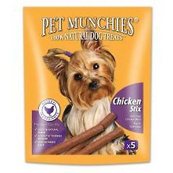 Pet Munchies Chicken Stix 10 x 50g