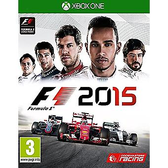 F1 2015 (Xbox One) - New