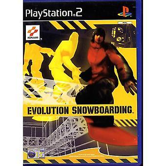 Evolution Snowboarding - New