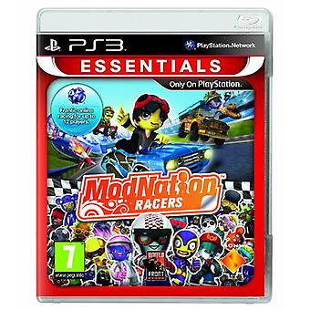 Modnation Racers PlayStation 3 Essentials (PS3) - Ny