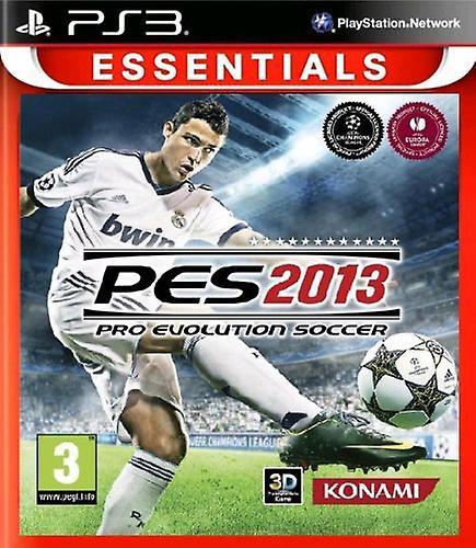 PES 2013 PlayStation 3 Essentials (PS3) - New