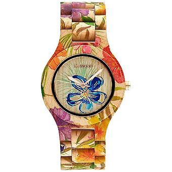 WeWood Antea Flower | Wood Strap | 70220225 Watch