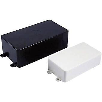 Axxatronic BIM2003/aletta-BLK/BLK universale custodia 112 x 62 x 31 acrilonitrile-butadiene-stirene nero 1/PC