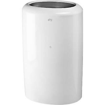 TORK 563000 פח אשפה של 50 l פלסטיק (W x H x D) 389 x 629 x 289 mm לבן 1 pc (עם)