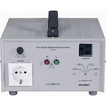 VOLTCRAFT AT-1500 NV 1500 W 240 V AC