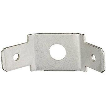 Klauke 2040 Klinge Connector Stecker Breite: 2,8 mm Stecker Stärke: 0,8 mm 60 ° nicht isoliert Metall 1 PC