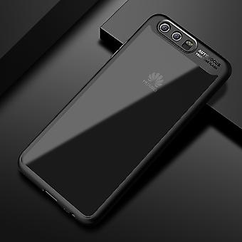 Ultra slim Etui Huawei mate 10 Pro mobile affaire protection couvercle noir