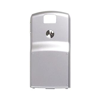 OEM Motorola SLVR L7c Extended Battery Door - Silver