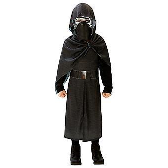 Kylo ren Deluxe Star Wars barn kostume oprindelige kostume