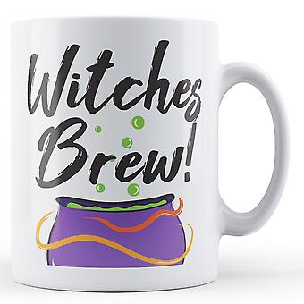 Witches Brew! - Printed Mug