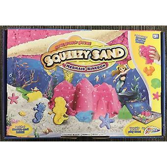 Grafix Squeezy Sand Meerjungfrau Modellierung Set