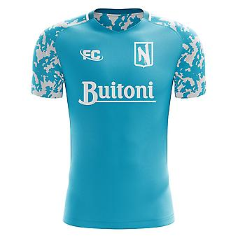 2018-2019 Napoli Fans Culture Home Concept Shirt