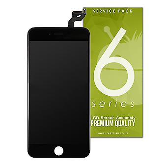 Prémio qualidade Black LCD tela Assembly para iPhone 6S Plus