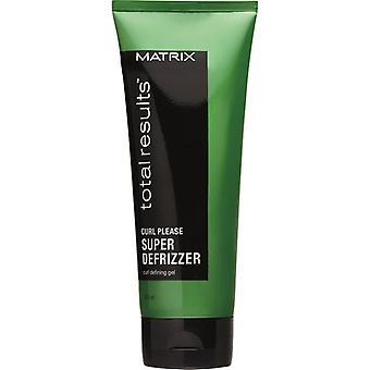 Matrix totalt resultater Curl Vennligst super Defrizzer 200ml