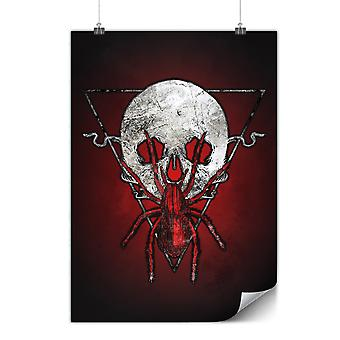 Matte or Glossy Poster with Horror Gothic | Wellcoda | *y3534