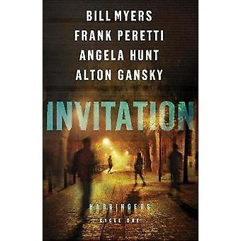 Invitación de Frank Peretti - Angela Hunt - Bill Myers - Alton Gansky