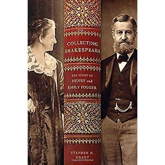 Shakespeare - die Geschichte von Henry und Emily Folger von historischen sammeln