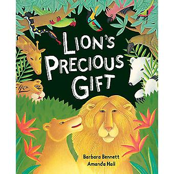 Leijonan arvokas lahja jonka Barbara Bennett - Amanda Hall - 9781848693548