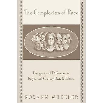 A tez de corrida - categorias de diferença no século XVIII
