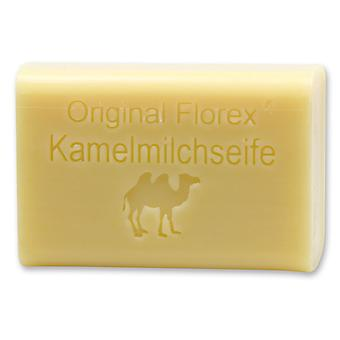 Florex - camel milk soap - with sheep's milk very vitamin-rich a lot of moisture with stressed skin 100 g