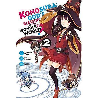 Konosuba: Guds välsignelse på denna underbara värld!, Vol. 2