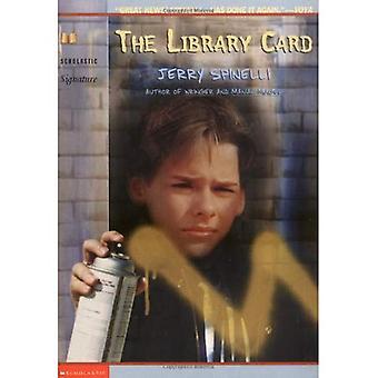 Cartão da biblioteca