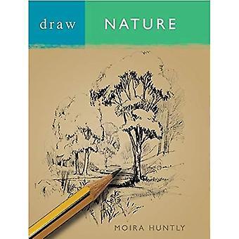 Rysowanie natury (losowanie książek)