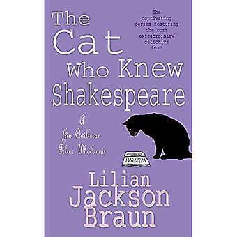 De kat die Shakespeare (een Jim Qwilleran Feline moordenaar wist)