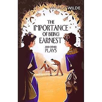 The Importance of Being Earnest en andere toneelstukken