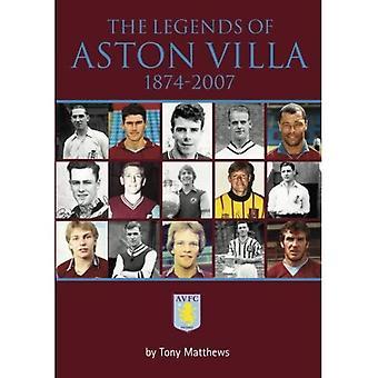 Legenderna av Aston Villa 1874-2007