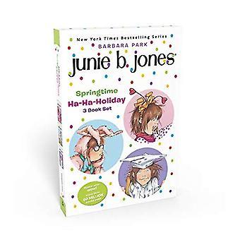 Junie B. Jones primavera Ah-Ah-Holiday Set (Junie B. Jones)