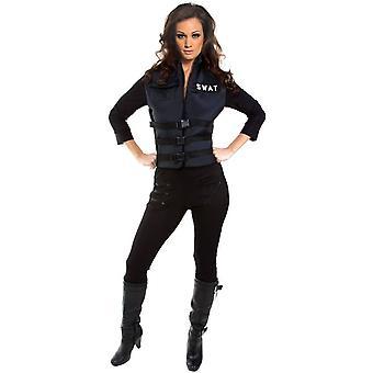 Swat Female Adult Costume