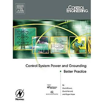 Control System Power and Grounding Better Practice by Hope & Roger