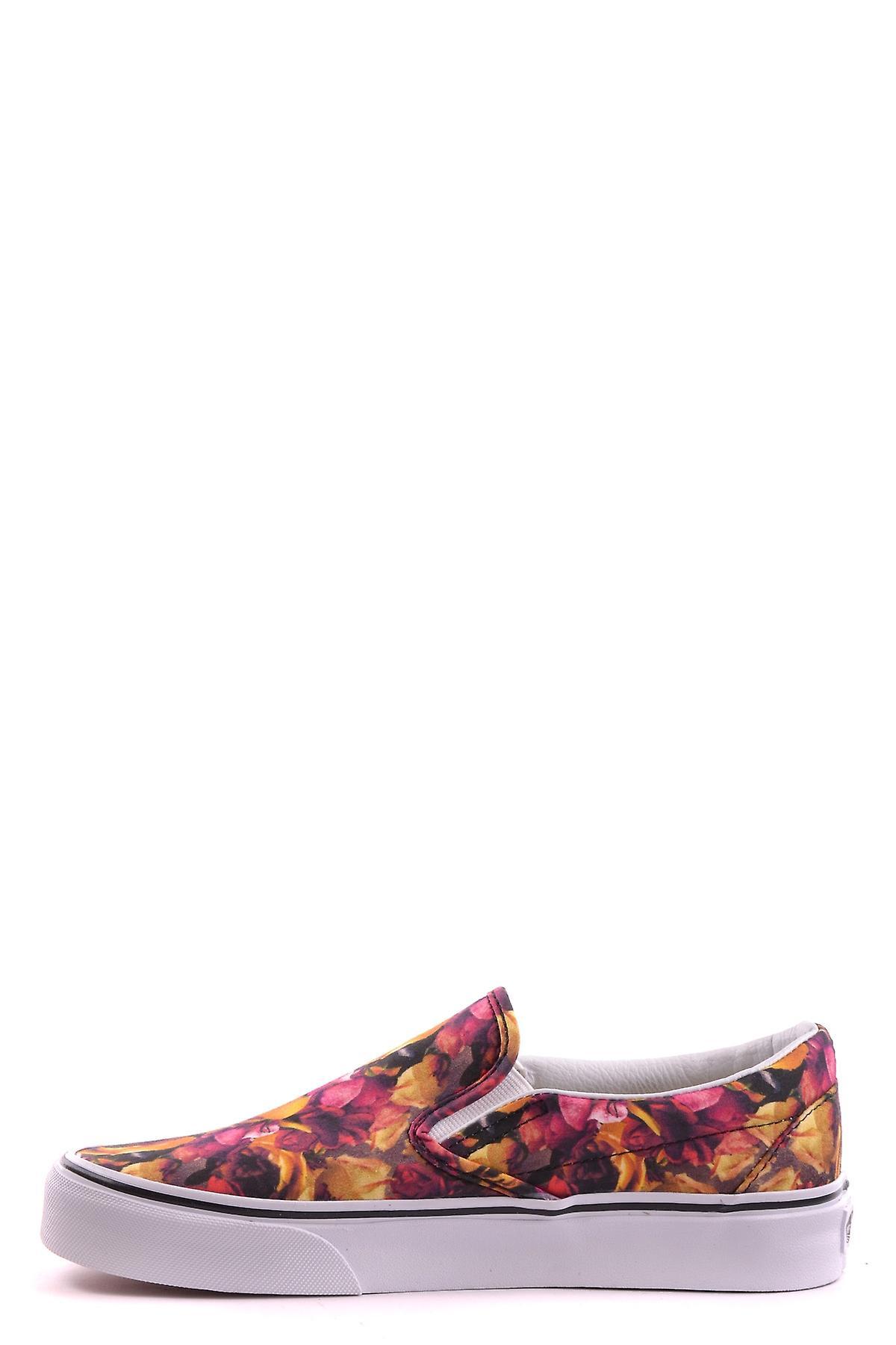 Vans Ezbc071014 Femmes-apos;s Tissu multicolore Slip On Sneakers oUfGwC