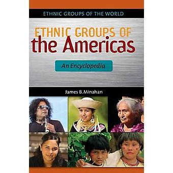 James B. Minahanin Amerikan etniset ryhmät
