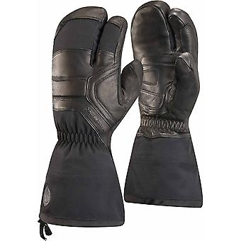 Black Diamond-Guide-Finger-Handschuh - schwarz