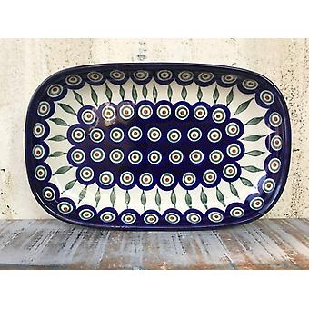 Bowl / plate, 26 x 16 x 3 cm, Trad. 10 - BSN 4032