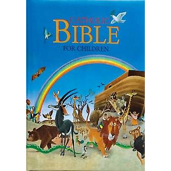 Catholic Bible for Children by Tony Wolf - 9780899429977 Book
