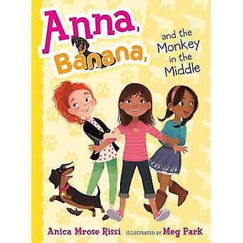 Anna - Banana- en de aap in het midden door Anica Mrose Rissi - M