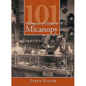 101 Glimpses of Historic Micanopy by Steve Rajtar - 9781596295094 Book