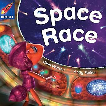 Space Race: Green Reader 3 (Rigby Star Independent)