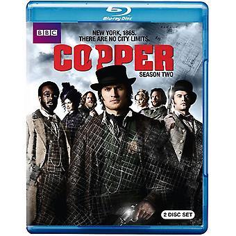 Copper - Copper: Season 2 [BLU-RAY] USA import