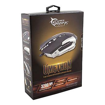 Requin blanc GM-1804 Phageborn the cinder Ravanger Gaming Mouse (UMETHON)